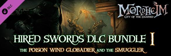 Mordheim: City of the Damned - HIRED SWORDS DLC BUNDLE 1 – Poison Wind Globadier + Smuggler