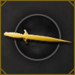 Dagger Gold Medal
