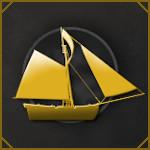 Gunboat Master Gold Medal