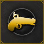 Short Pistol Gold Medal