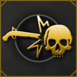 Captain Slayer Gold Medal