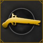 Pistol Gold Medal
