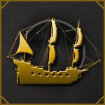 Galleon Master Gold Medal