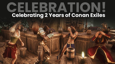Conan Exiles Update 40 Followers Ii Ai Stances And Command System Steam News
