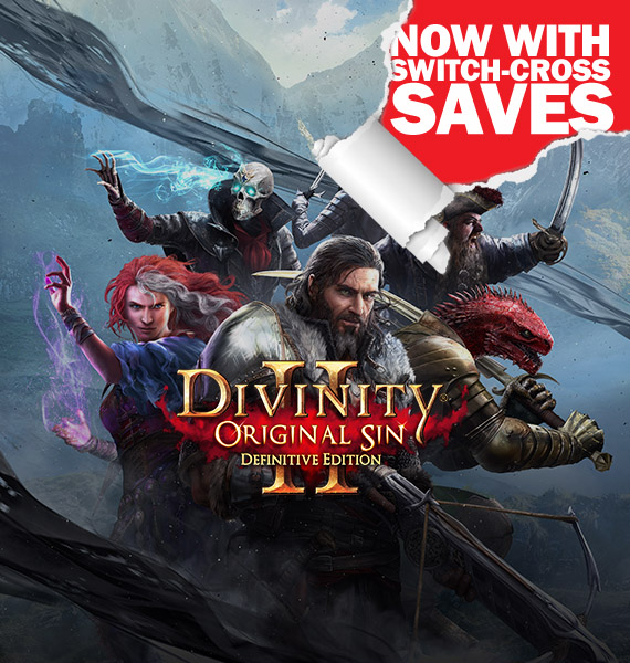 Divinity Original Sin 2 Definitive Edition Gift Bag 2 And Nintendo Switch Cross Saves Steam News
