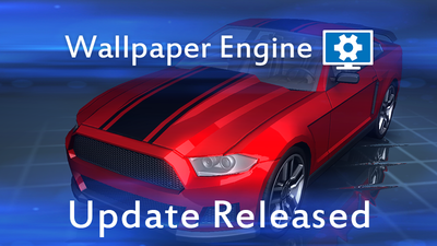 Wallpaper Engine Patch Released Easier Anime Filter Script Sharing Fixes Build 1 3 75 Steam News