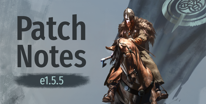 Nuevo parche 1.5.5 y beta 1.5.6 de Mount and Blade: Bannerlord 43bde184c25d044f10eb237249e2a6bca732956e
