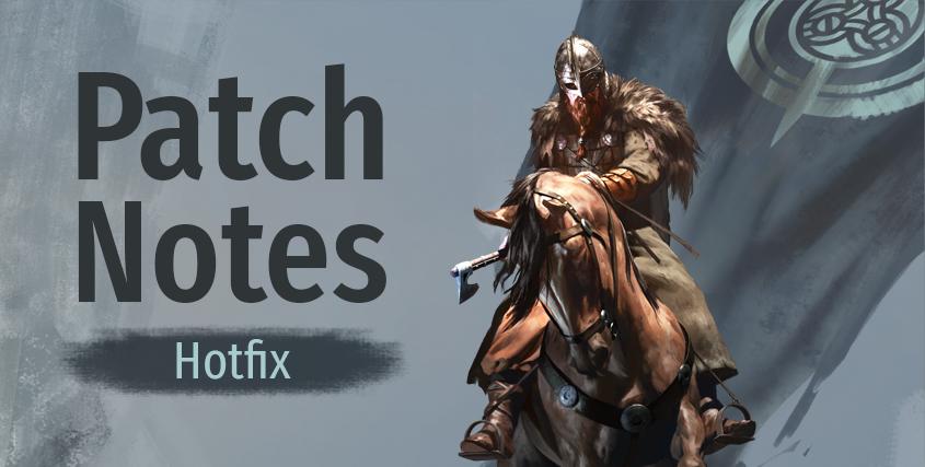 Hotfix (e1.5.6) & Beta Hotfix (e1.5.7 - 21/01/21)