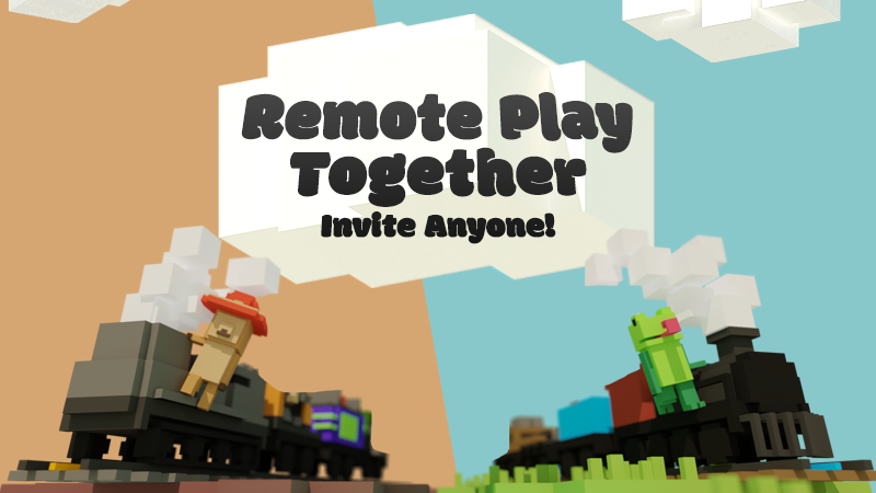 New! Invite everyone you want to play with to your game