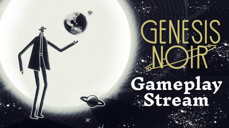 Genesis Noir PC GamePlay