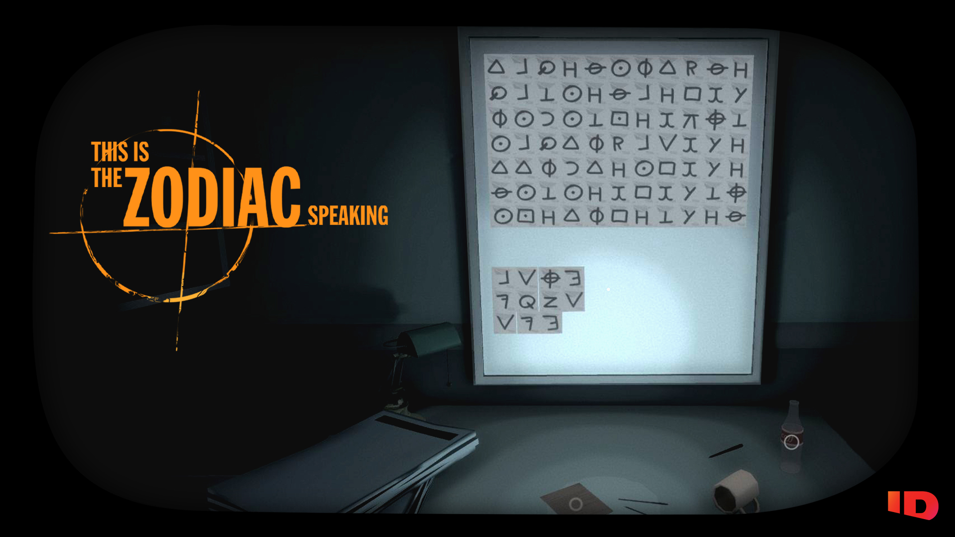 This is the Zodiac Speaking is available!
