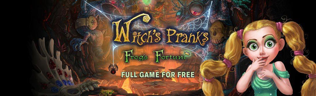 FREE Witch's Frog Pranks, FlatOut Bundle, Gearbox Sales