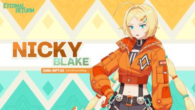 Nicky valentine ladies forum
