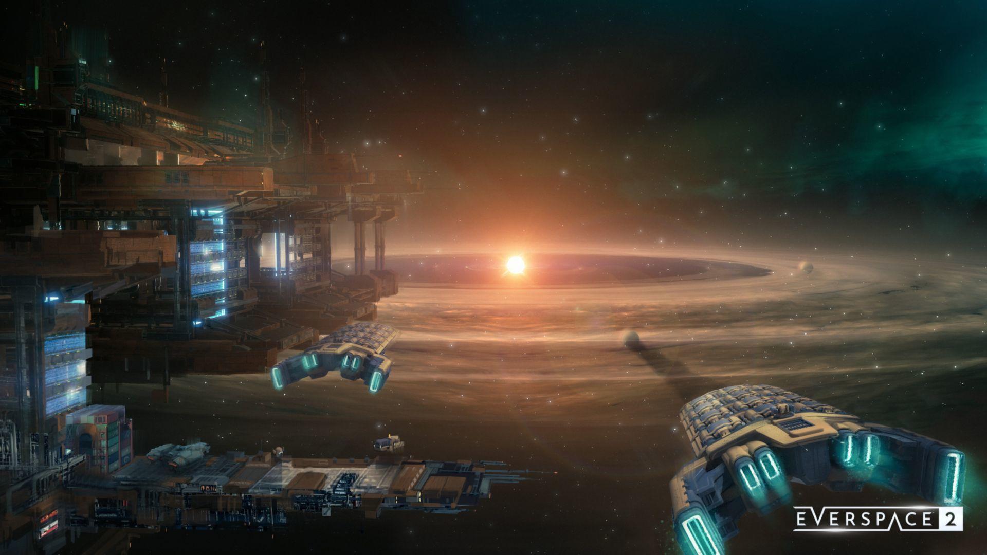 Everspace 2 detalla su hoja de ruta de desarrollo para los próximos meses 2