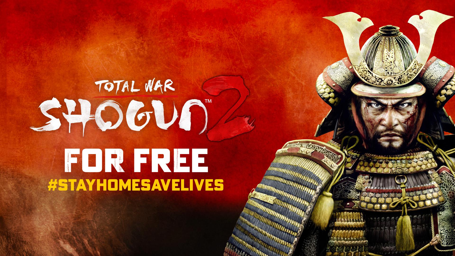 Total War: SHOGUN 2 - Last chance to get SHOGUN 2 for free! - Steam News