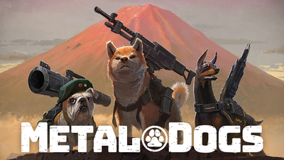 METAL DOGS on Steam