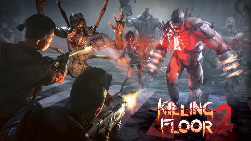 Kf2 Halloween 2020 Update Ntoes Killing Floor 2   Steam News Hub