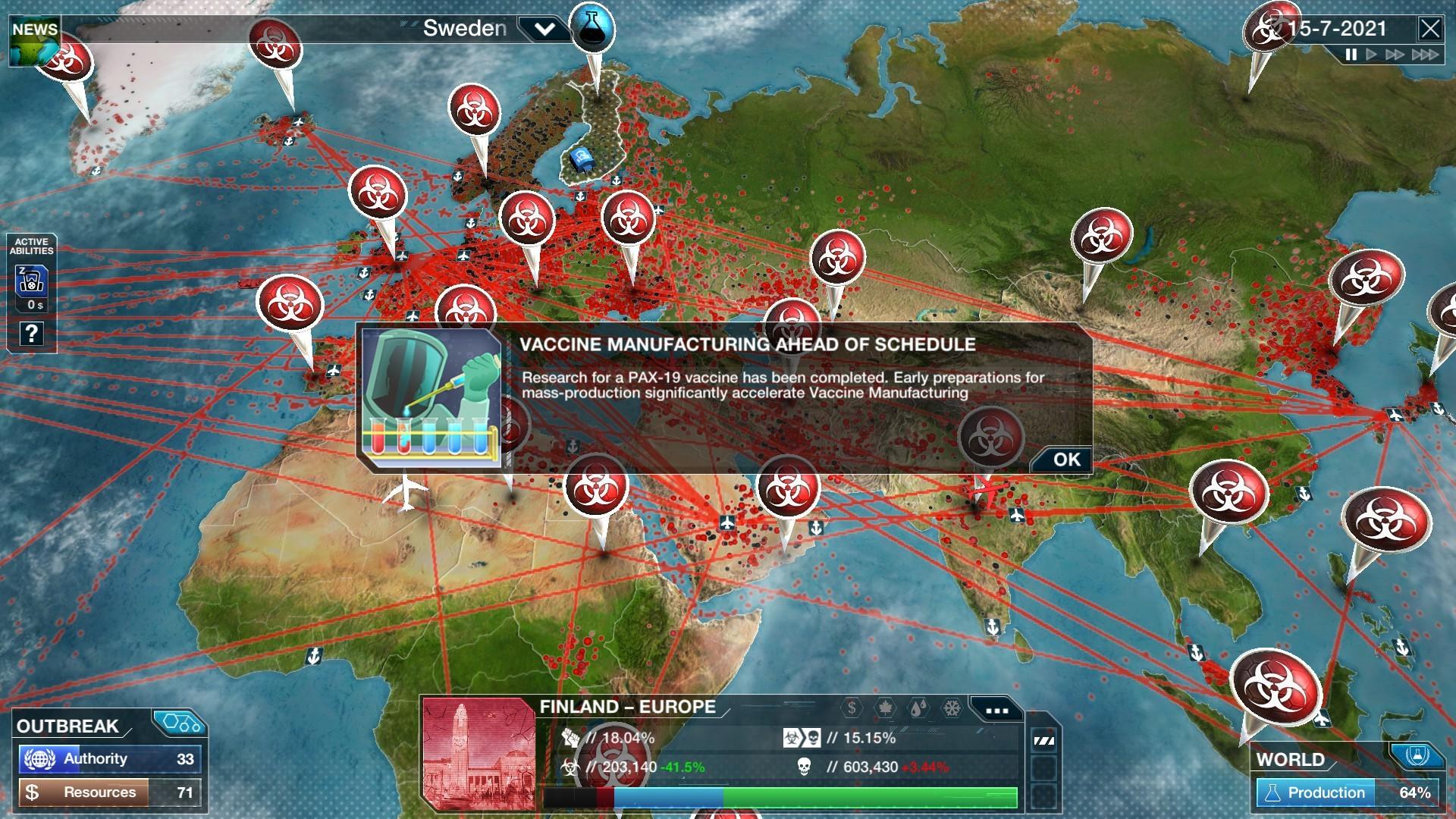 Wiki plague inc