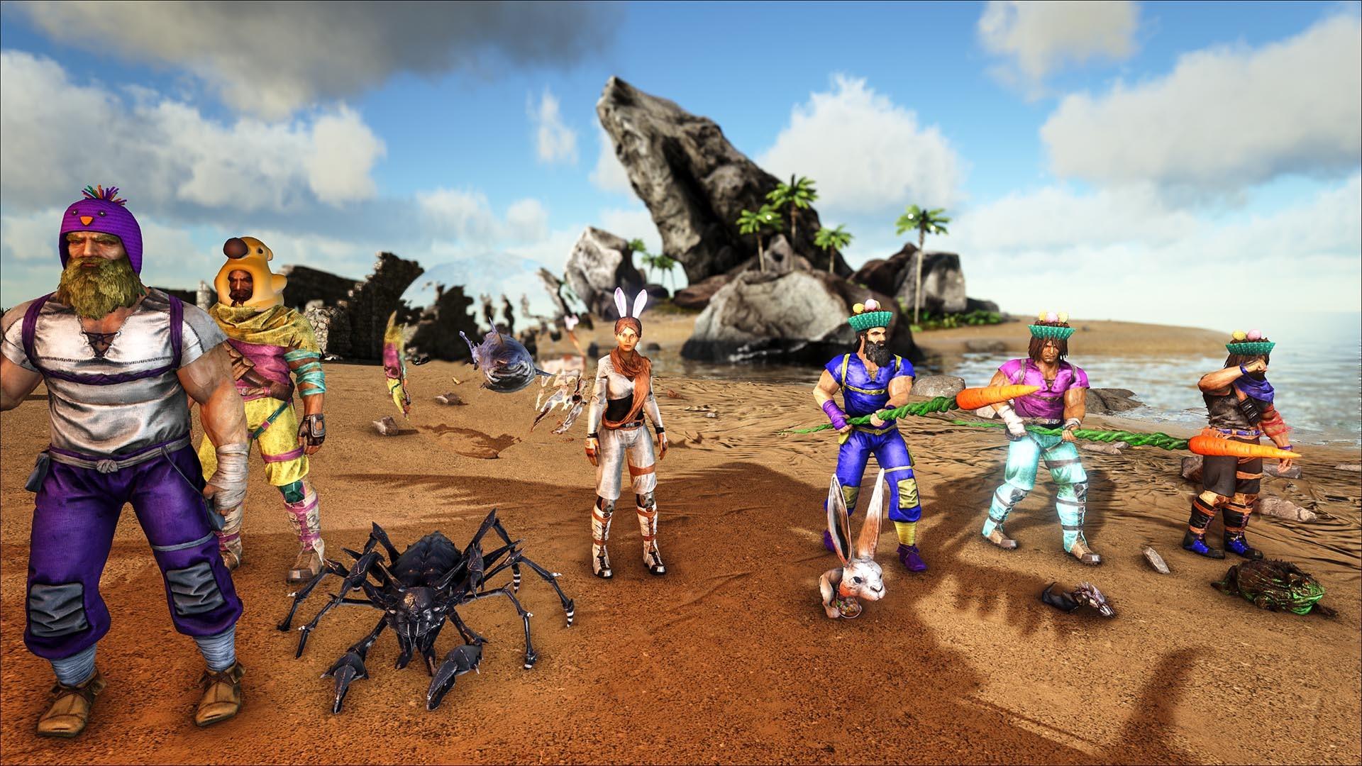 Ark Survival Evolved Community Crunch 222 Steam News