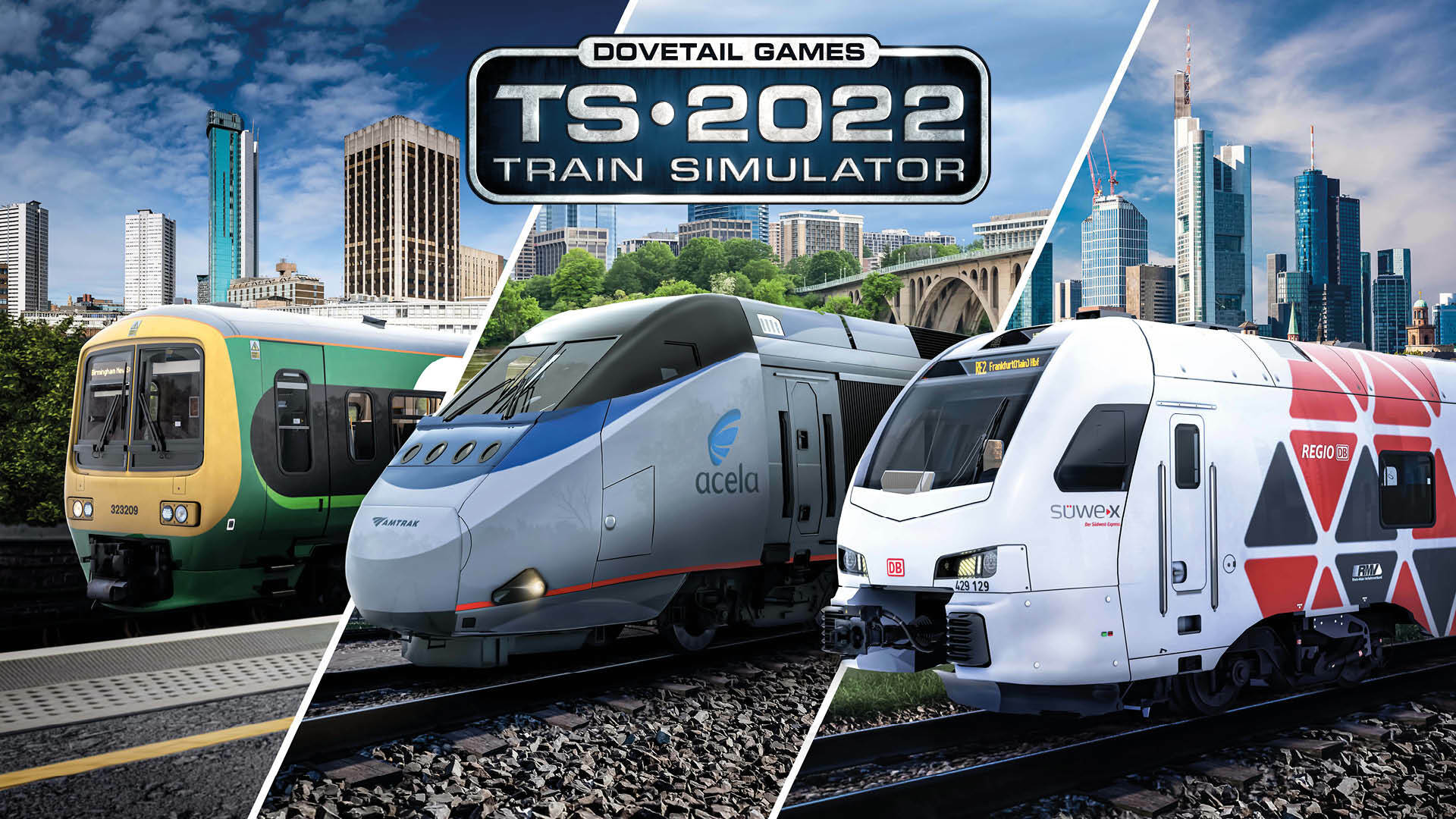 Train Simulator 2022 Out Now!