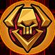 Dr. Cread's Legion Golden Badge