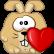 :bunnylove: