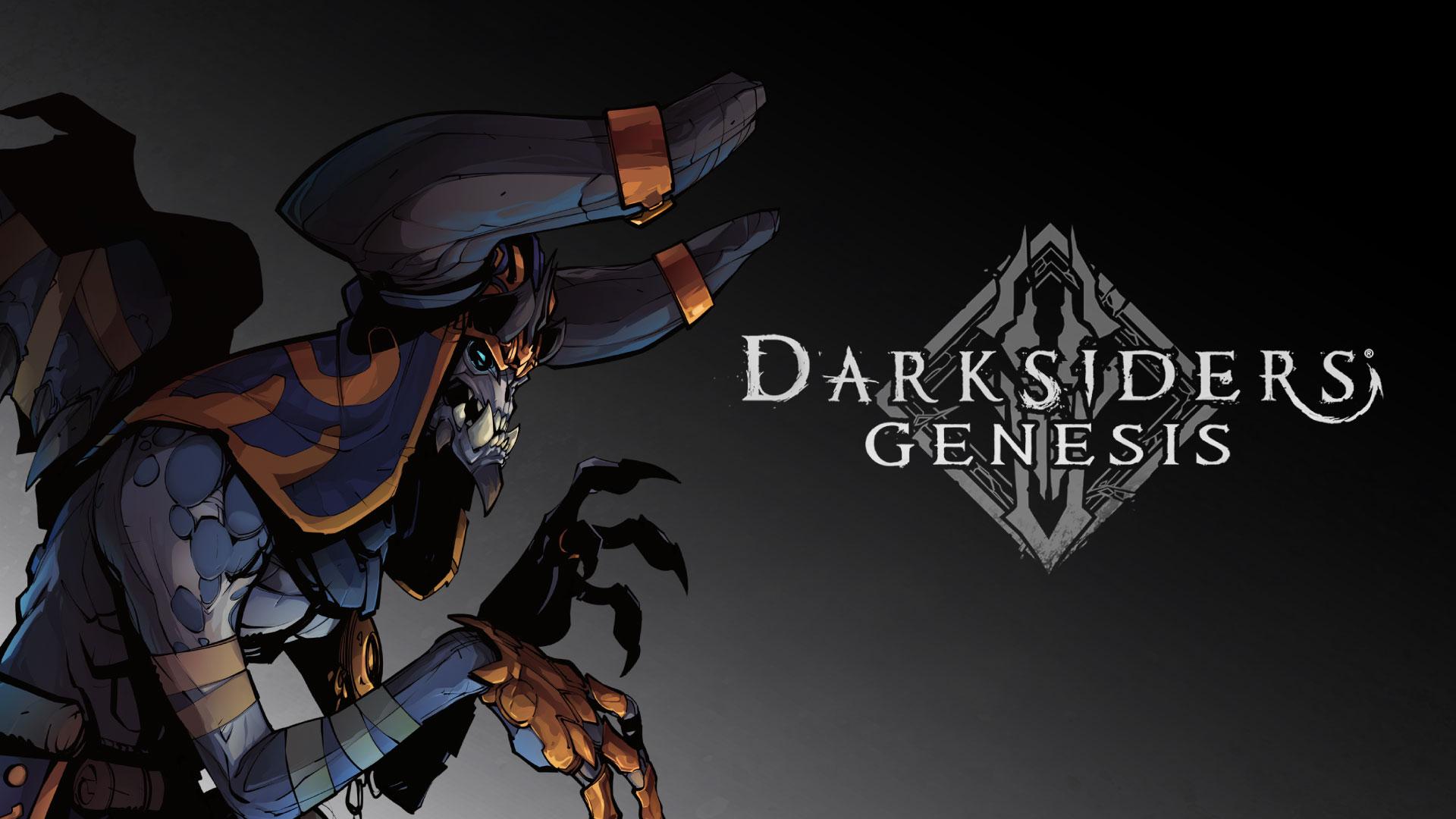 Showcase Darksiders Genesis