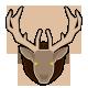 Crouching Deer, Hidden Moose