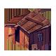 The first Hut