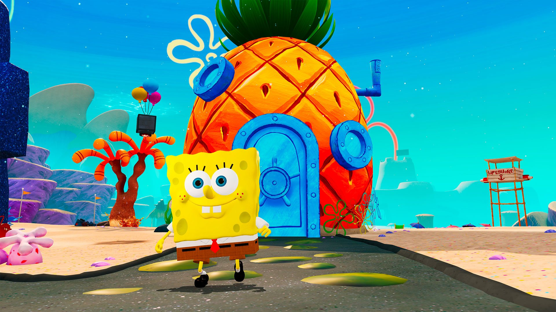 Showcase Spongebob Squarepants Battle For Bikini Bottom Rehydrated